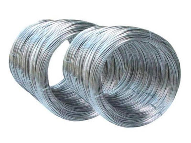 Zinc-coated Music Spring Wire