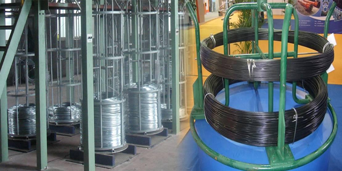 Spring Wires Serve Coil Springs & Torsion Springs