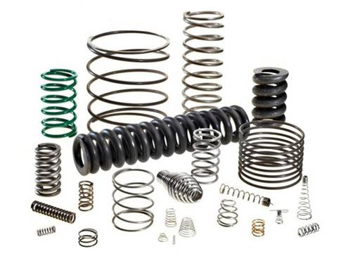 Compression springs manufactured by stainless steel, music spring wire, etc.