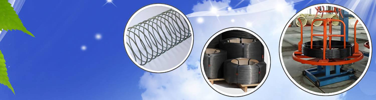 Oil tempered high carbon spring wire